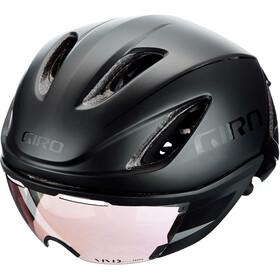 Giro Vanquish MIPS Fietshelm, matte black/gloss black